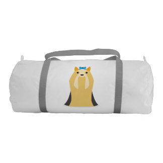 Pups Rule! Cute Puppy Dog. Duffle Bag