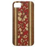 Pupukea Vintage Hawaiian Surfboard iPhone 5 Cases