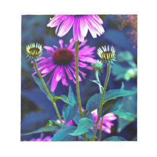 PUR-polarize Coneflowers Notepad