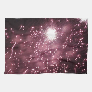 PUR-polarize New Year's Eves Towel