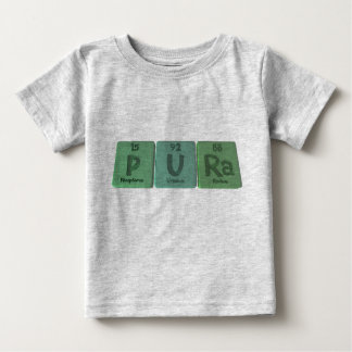 Pura as Phosphorus Uranium Radium T-shirt