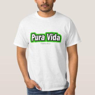 Pura Vida, Costa Rica - Customized Tee Shirt