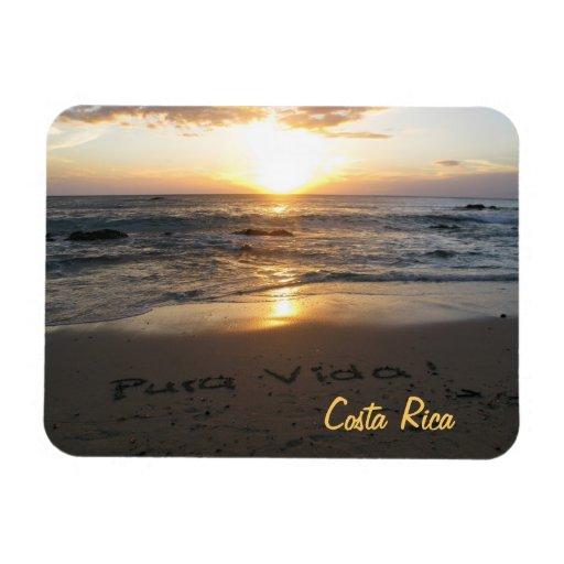 Pura Vida Costa Rica Magnets