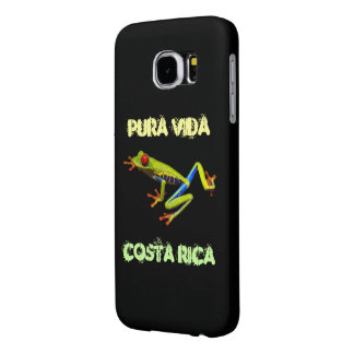 Pura Vida Costa Rica Samsung Galaxy S6 Case