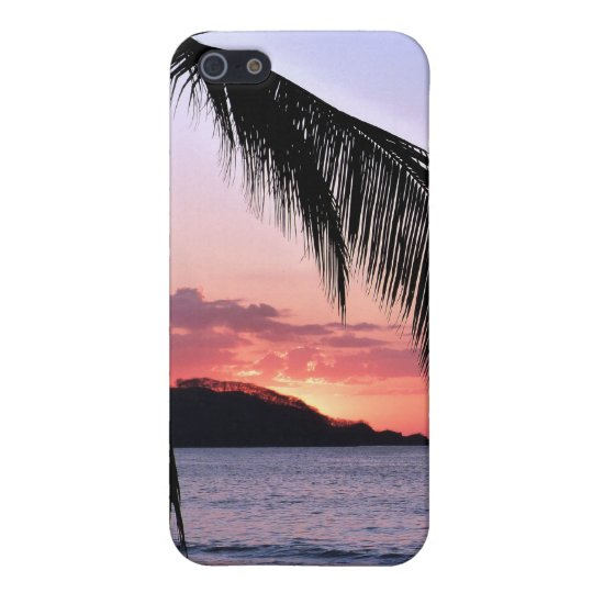 Pura Vida! Cover For iPhone SE/5/5s