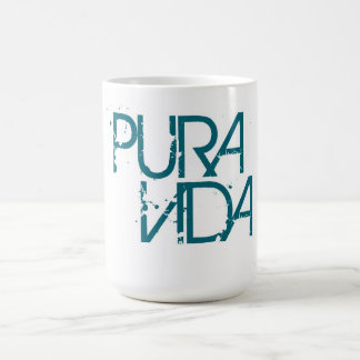 Pura Vida Oversized Coffee Mug