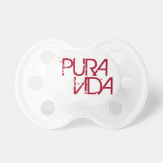 Pura Vida (Pure Life) Products Pacifiers
