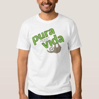 Pura Vida Sloth Sanctuary Tee