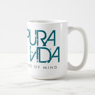 Pura Vida State of Mind Costa Rica Coffee Mug
