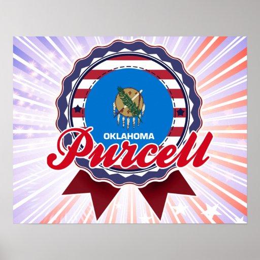 Purcell, AUTORIZACIÓN Poster