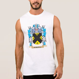 Purcell Coat of Arms - Family Crest Sleeveless T-shirt