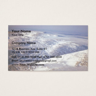 Purcell Mountains Business Card