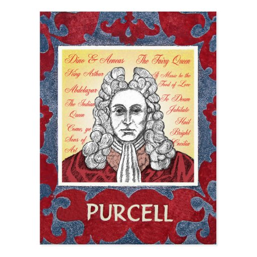 Purcell Postcard