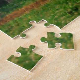 Purcellville Red Barn Jigsaw Puzzle