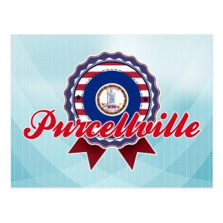 Purcellville, VA Postcard