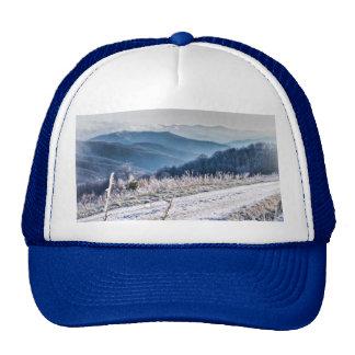 Purchase Knob Winter Scenic View Trucker Hat