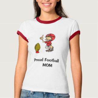 Purchase Line Football Mom T-Shirt
