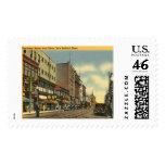 Purchase St., New Bedford, Massachusetts Vintage Postage
