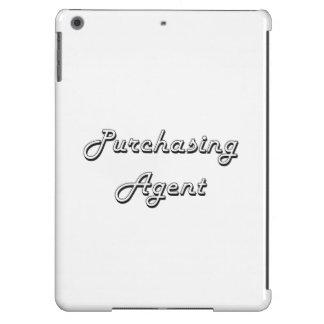 Purchasing Agent Classic Job Design iPad Air Cases