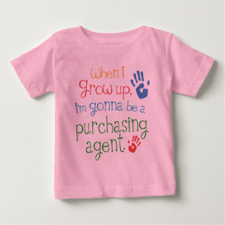 Purchasing Agent (Future) Infant Baby T-Shirt