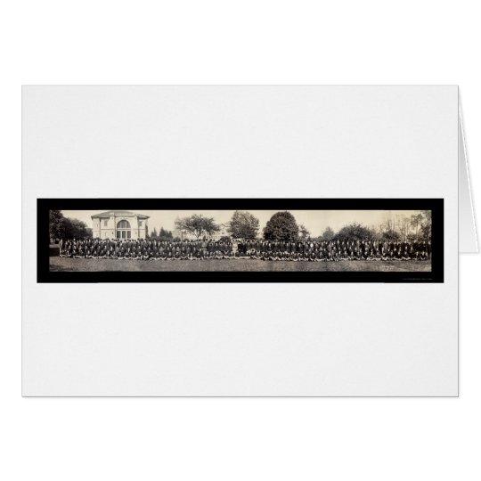 Purdue Junior Class Photo 1913 Card