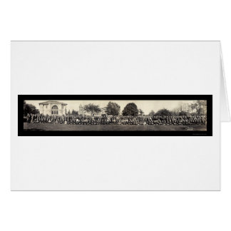 Purdue Soph Class Photo 1913 Card