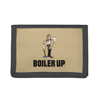 Purdue University | Boiler Up Purdue Pete Trifold Wallet