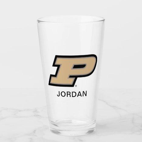 Purdue University | Motion P Mark Gold Glass