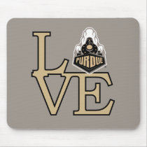 Purdue University | Purdue Love Mouse Pad