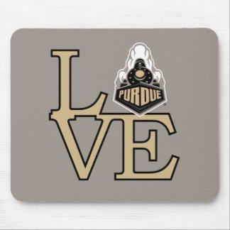 Purdue University | Purdue Love Mouse Pad