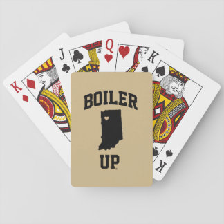 Purdue University | Purdue State Boiler Up Playing Cards