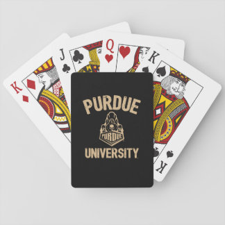 Purdue University | Vintage Design Playing Cards