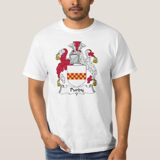 Purdy Family Crest T-Shirt