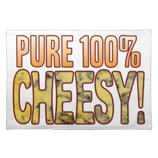 Pure 100 Blue Cheesy Cloth Placemat