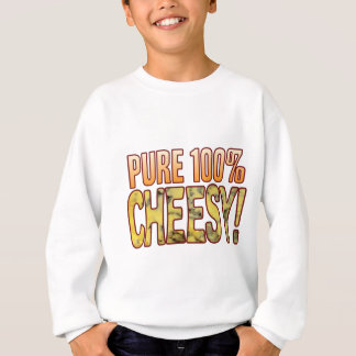 Pure 100 Blue Cheesy Sweatshirt
