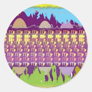 Pure 108 ZODIAC Virgo - Dedication n Ritual Sticker