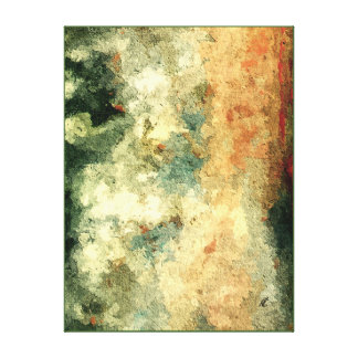 Pure abstract by rafi talby stretched canvas prints