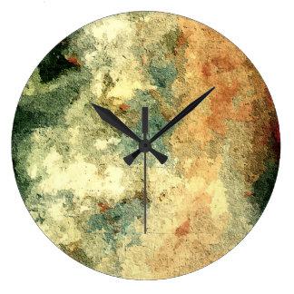 Pure abstract by rafi talby clocks
