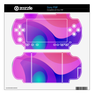 Pure Abstract Skins For PSP