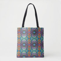 Pure Abstraction Tote Bag