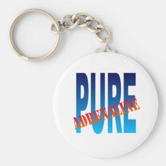 pure adrenaline keychain