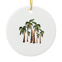 PURE AND JOYOUS CERAMIC ORNAMENT