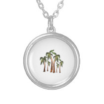 PURE AND JOYOUS SILVER PLATED NECKLACE