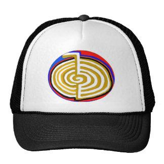 Pure Artistic - REIKI Karuna Symbol Hats