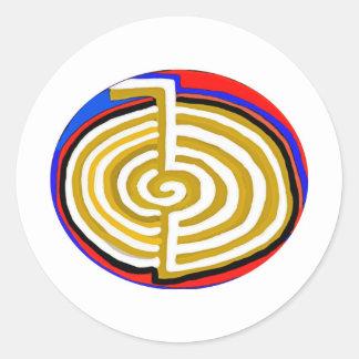 Pure Artistic - REIKI Karuna Symbol Sticker