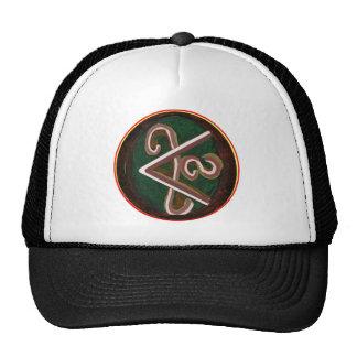 Pure Artistic - REIKI Karuna Symbol Trucker Hat