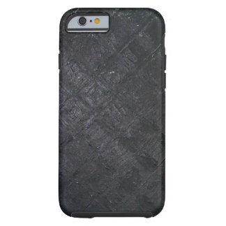 Pure Black Wet Diamond Pattern ( painting) iPhone 6 Case