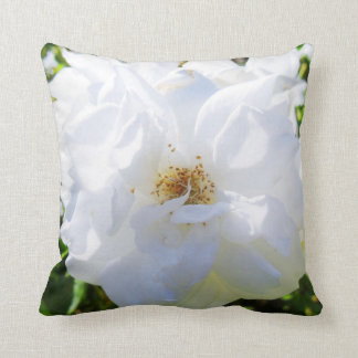 Pure Bliss Throw Pillow