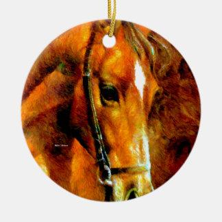 Pure Breed Ceramic Ornament