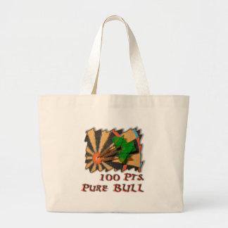 Pure Bull Jumbo Tote Bag